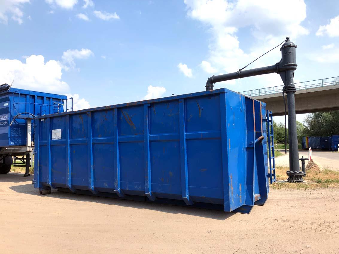 Containerdienst Cossbau (1)