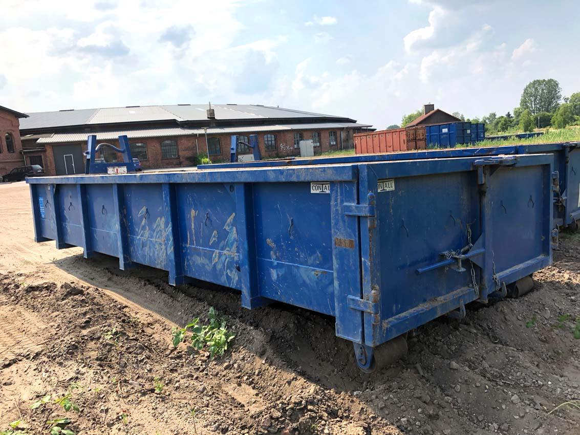 Containerdienst Cossbau (3)