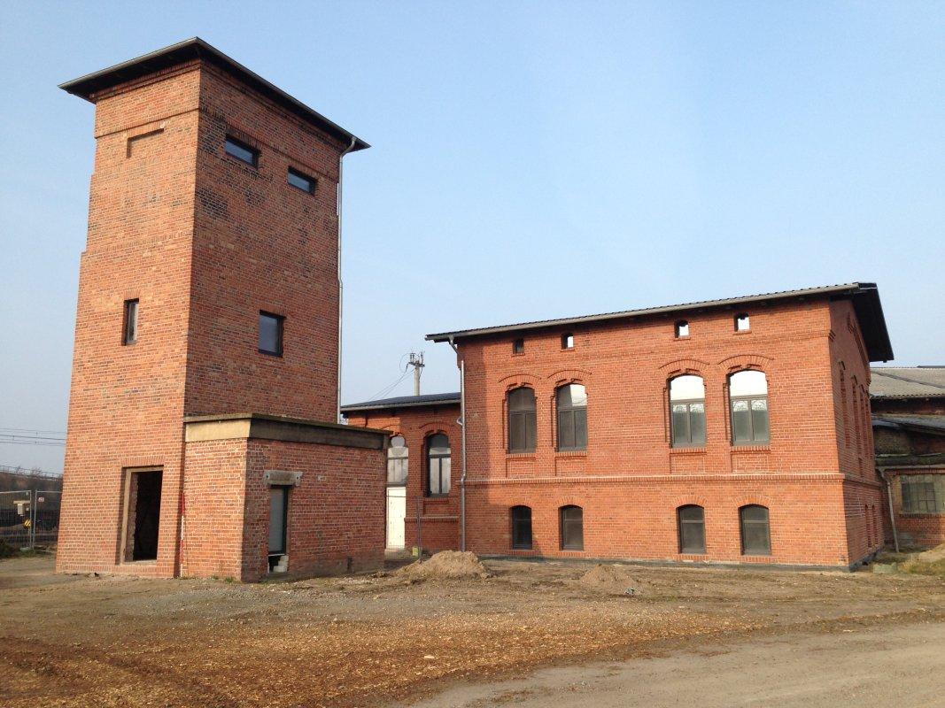 Gebäudesanierung Lokschuppen Salzwedel (1)