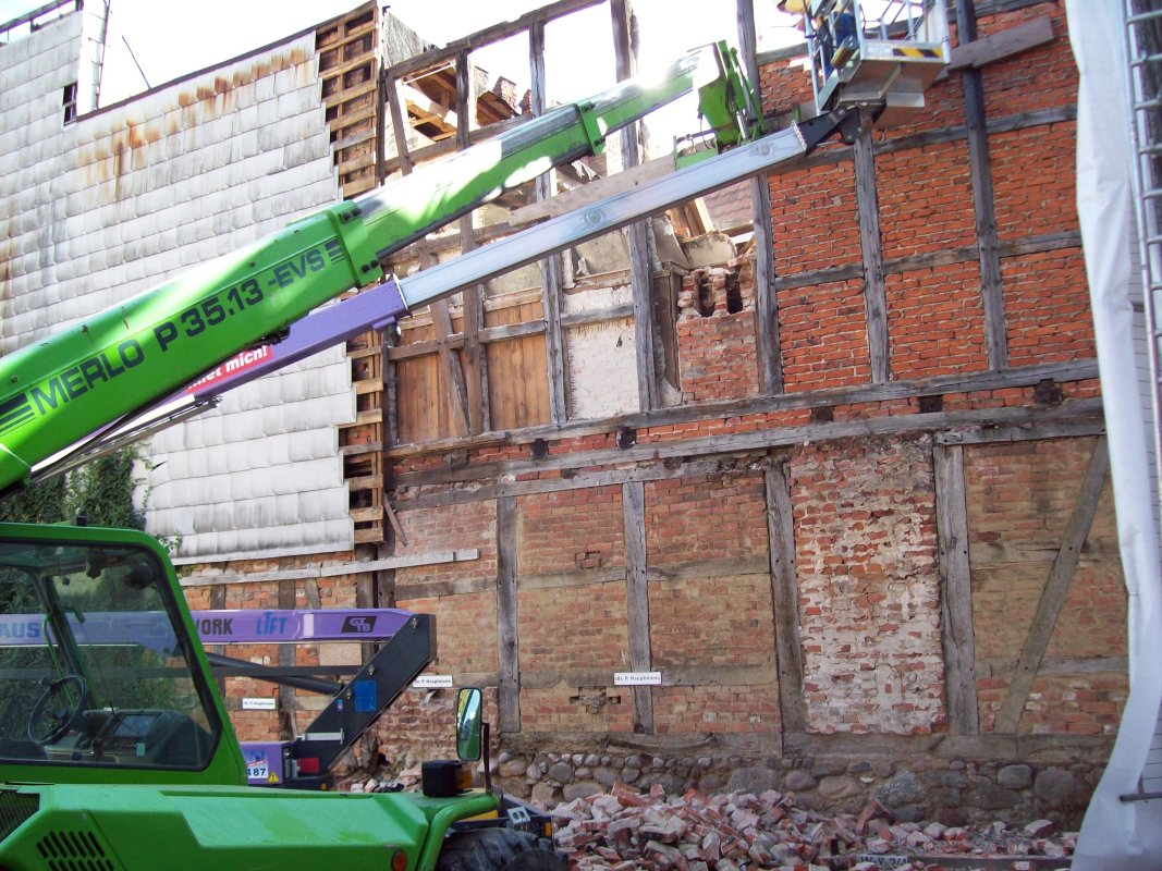 Notsicherung Gebäude Altstadtgebiet Salzwedel (5)