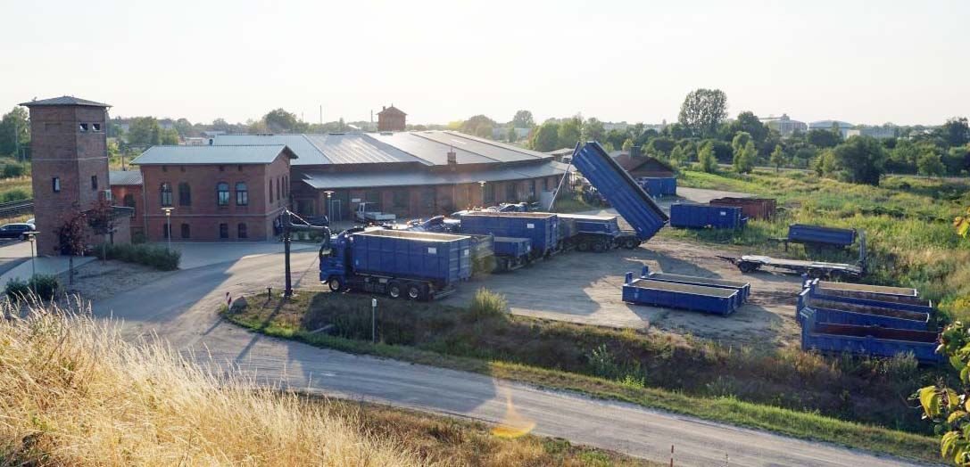 Transportdienste Bauservice Altmark Cossbau