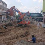 Teilabriss Niklas-Born Schule in Dannenberg